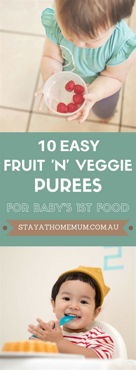 p fruits for babies 10 easy fruit n vegetable purees for baby s food