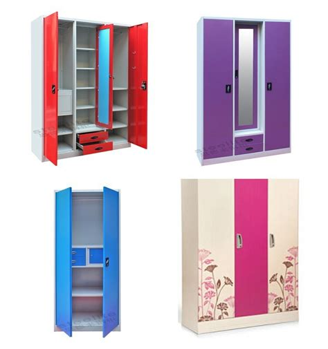 Iron Wardrobe by Bedroom Steel Or Iron Almirah Cupboard Designs Indian