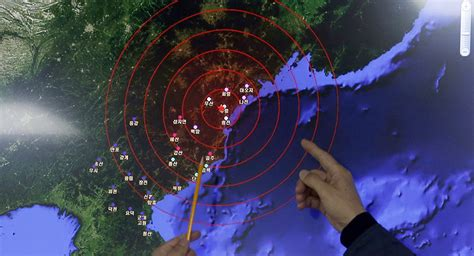 earthquake north korea north korea says it successfully conducted hydrogen bomb