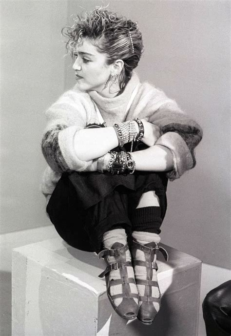 Madonnas Televised Appearance by 1000 Ideas About Madonna 80s On Madonna