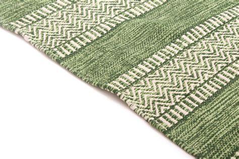 green rag rug rag rugs from streh 246 g of sweden havtorn green