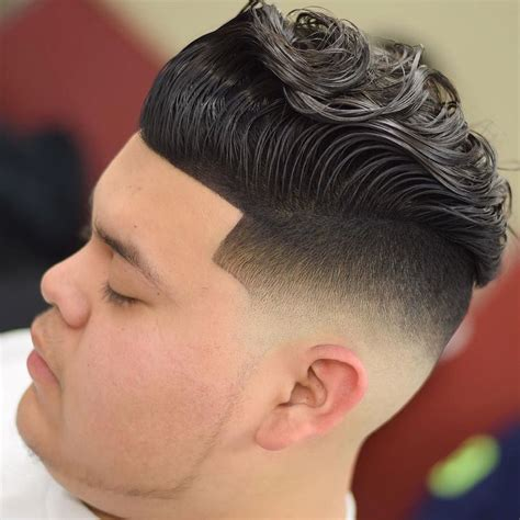 mens skin fade haircut keeping length top back shaved 55 men s hairstyles cool haircuts for 2018