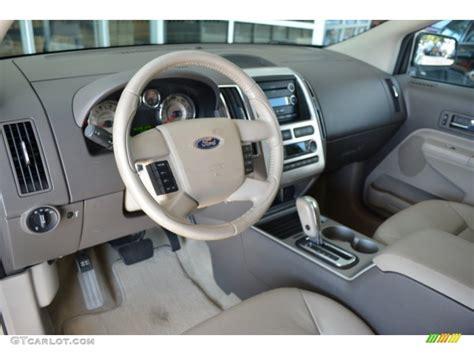2009 ford edge sel interior color photos gtcarlot