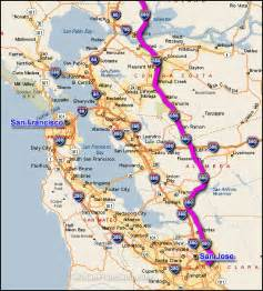 san francisco city tourist maps pictures california map