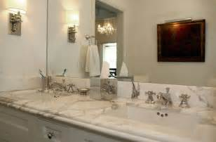 Marble Countertop For Bathroom by Calcutta Marble Countertops Bathroom
