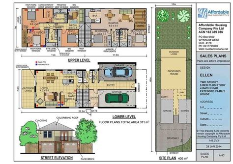 extended family house plans 181 best floor plans duplex images on pinterest floor