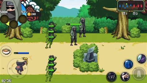 mod game versi terbaru game naruto shippuden senki v1 16 dan versi mod terbaru