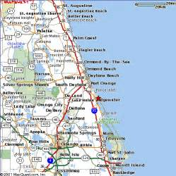 smyrna florida map new smyrna rental location