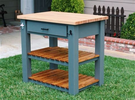white butcher block kitchen island diy projects