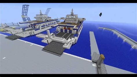 minecraft ferry boat minecraft ferry boat ro ro youtube