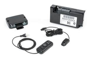 Jeep Uconnect Bluetooth Mopar 82211755ab Mopar 174 Uconnect Phone Kit For 09 11