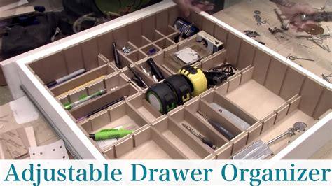 youtube organizer adjustable drawer storage organizer youtube