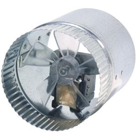 suncourt inductor 5 in in line duct fan db205 the home