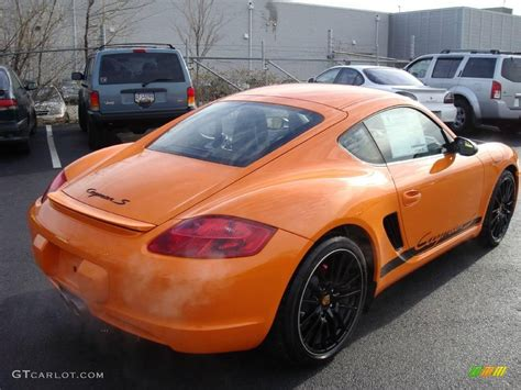 porsche cayman orange 2008 orange porsche cayman s sport 7689606 photo 10