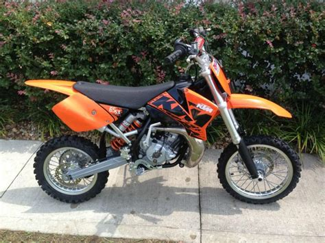 2009 Ktm 65 For Sale 2007 Ktm 65 Sx Renthal Bars New Exhaust Never For Sale On