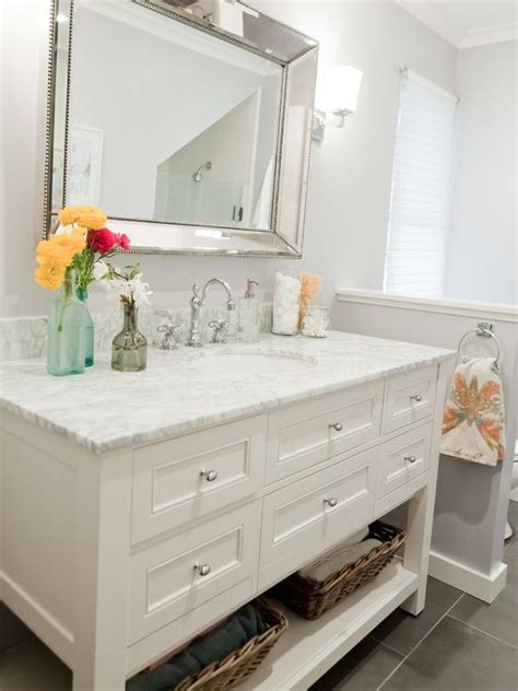 pottery barn vanity for the home
