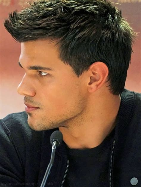 How To Style My Hair Like Taylor Lautner | taylor lautner hairstyle hairstylegalleries com