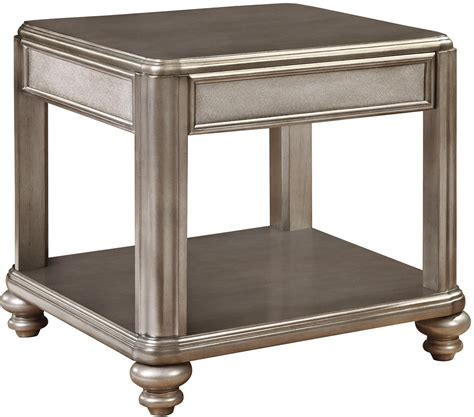 value city end tables coaster 70461 end table with shelf value city furniture