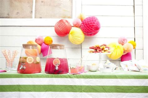 summer party decorations 12 tips for hosting a summer party