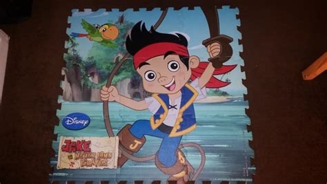 jake and the neverland rug jake the neverland foam play mat for sale in blanchardstown dublin from sweet