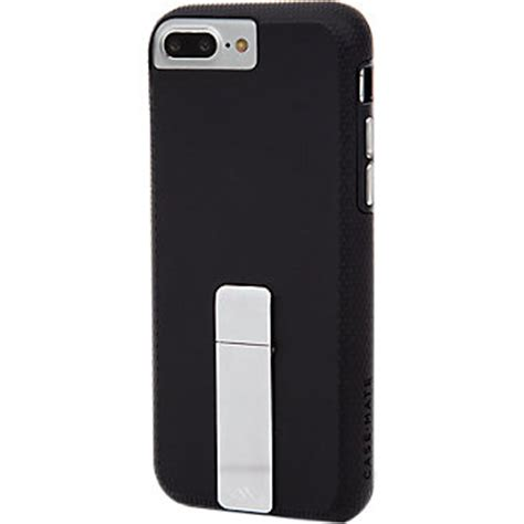 Casemate Tough Stand Iphone 7 Plus Black mate tough stand for iphone 8 plus 7 plus 6s plus 6 plus black grey verizon wireless