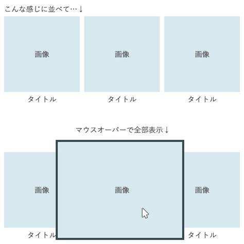 css div hover box mouse div css css で親要素より大きい子要素を上下左右で中央揃えにする webruary