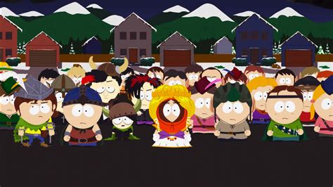 south park south park the stick of review rpg site
