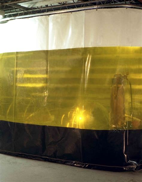 welding booth curtains  sale custom weld safety material