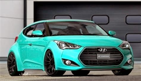 Hyundai Is Made In What Country Spied Hyundai Veloster Gets A Facelift Country