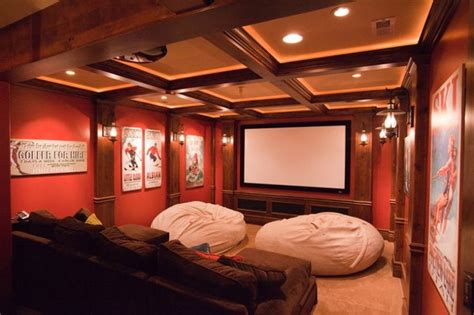media home theater design ideas theater room pinterest