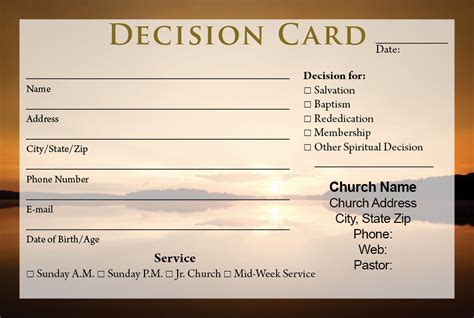 church response card template guest card template comment cards place cards for wedding