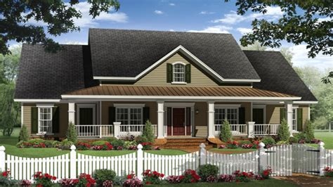 country style home plans modern house