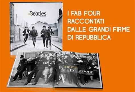 libro coming revolution the il libro the beatles le iniziative di repubblica l espresso