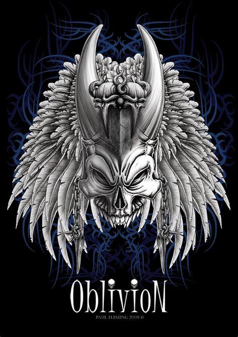 Tshirt Metallica Logo Tribal tribal indian skull by oblivion design deviantart on