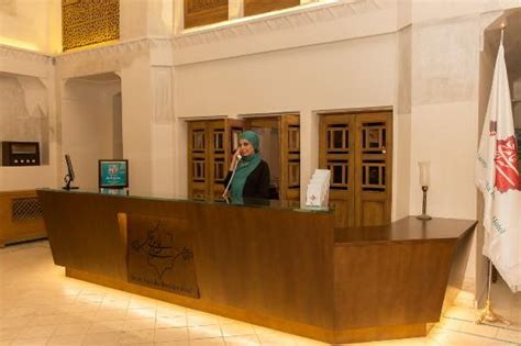 Hotel Reception Desks Reception Desk Picture Of Saraye Ameriha Boutique Hotel Kashan Tripadvisor