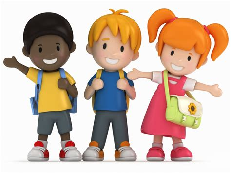 free childrens clipart children school clip for free clipart images