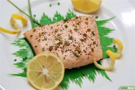 cocinar salm n 3 formas de cocinar salm 243 n sin piel wikihow