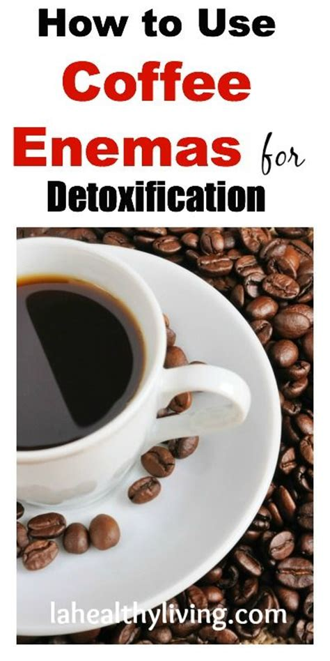 Detox With Black Coffee by How To Use Coffee For Detoxification Coffee