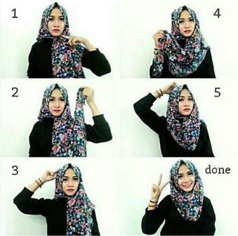 Jilbab Segi Empat Terbaru model jilbab segi empat terbaru dan cara memakainya cara