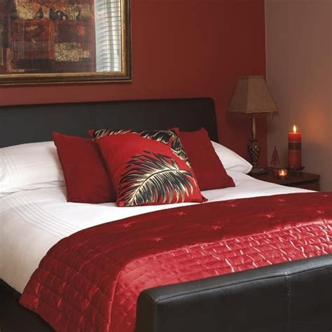 red walls in bedroom bedrooms with red walls panda s house