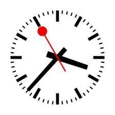 themes running clock bahnhofsuhr wikipedia