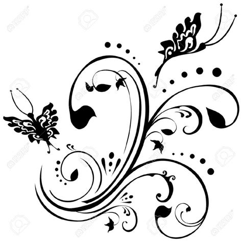 plantillas de mariposas para pintar en pared imagui plantillas de tatuajes de mariposas plantillas de tatuajes