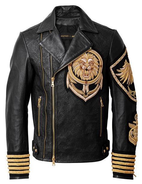 Yervant Jacket X S M L balmain x h m men s collection prices nitrolicious