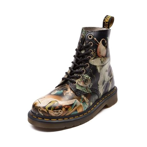 Hell Boot Coboy Black shop for dr martens pascal hell boot in multi at shi by