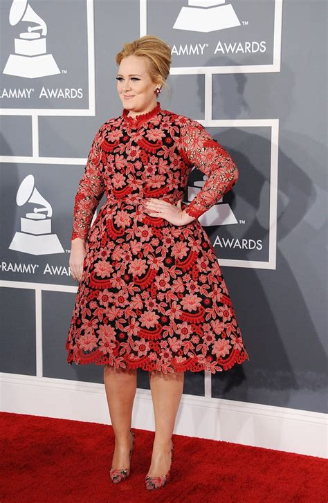 adele grammy photos 2013 adele at the grammys 2013 pictures popsugar celebrity
