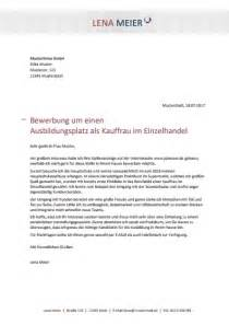Praktikum Bewerbung Kaufmann Im Einzelhandel Bewerbungsvorlage Einzelhandelskaufmann Kauffrau