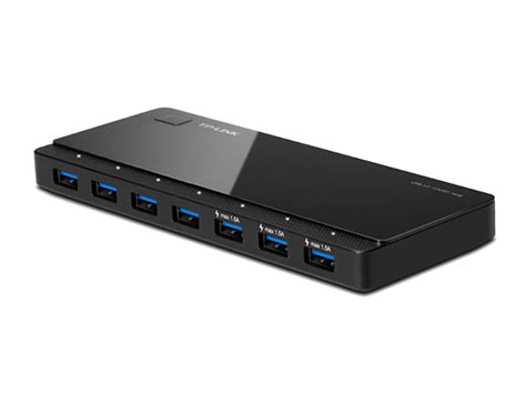 Usb Hub 7 Port Usb 3 0 Tp Link Uh700 uh700 usb 3 0 7 port hub tp link