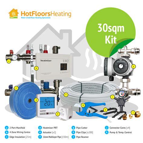 30sqm by Hotfloors 30sqm Kit Hotfloorshotfloors
