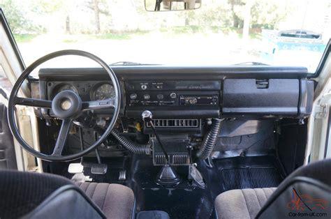 Fj55 Interior by Toyota Land Cruiser Fj55 1978