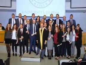 Mba Pisa by Consegnati I Diplomi A 195 Allievi Dei Master